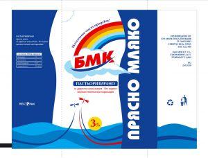 графичен дизайн на опаковка